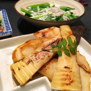 筍(焼野菜 五十家 (いそや))