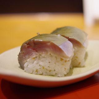鯖寿司(桔梗屋 (ききょうや))