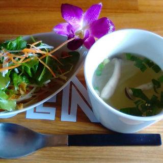 スープ(ベンズ カフェ (BEN'S cafe))