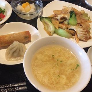 中華ランチ(食彩aoyama)