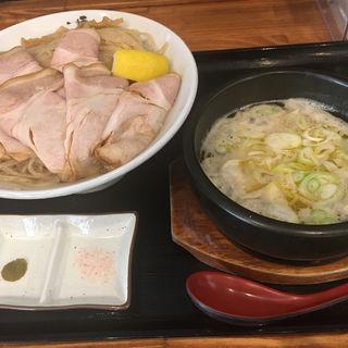 淡麗つけ麺(麺匠 中うえ  )
