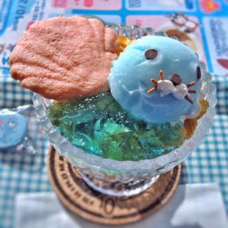 パフェ(カフェ ブルーゾーン (BLUE ZONE))
