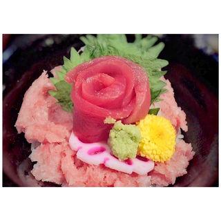ネギトロ丼(創菜旬魚はしもと)