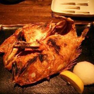 きんきの塩焼き(漁 (いさり))