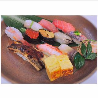 超特上寿司(あさひ鮨 本店 )