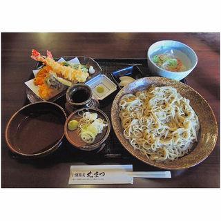 天ざる(十割そば 丸まつ 石巻店 )