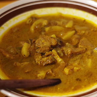 豚肉のカレー(spiceスエヒロ (スパイススエヒロ))