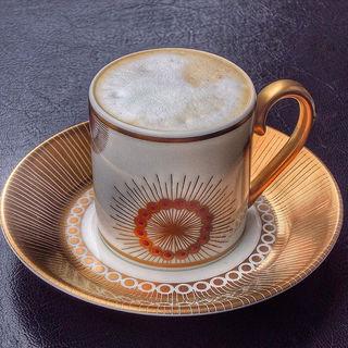 カプチーノ(自家焙煎珈琲店 COFFEE iPPO (カフェ イッポ))