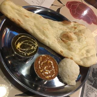 2カレーセット(インド料理パナス)