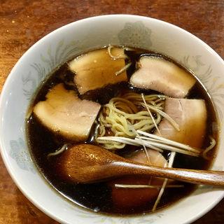 叉焼麺(手作り中華 鳳凰 (フンファン))