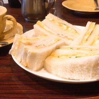 サンドイッチ タマゴ(スメル )