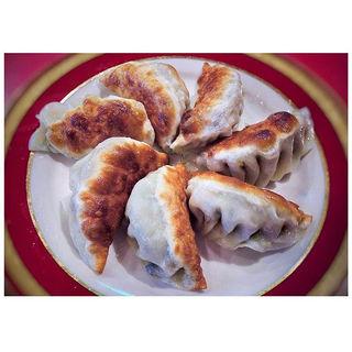 焼き餃子(温州菜館 (オンシュウサイカン))