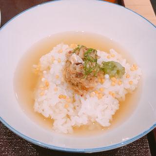 鯛そぼろご飯(うまい麺には福来たる 西中島店)