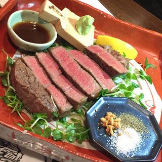 塊肉シャトーブリアン(炭火焼肉 だいじゅん)