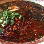 牛バラ坦々麺