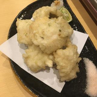 鱧の唐揚げ(海鮮料理 つじ平 )