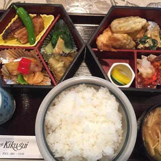 菊水弁当(カフェレスト菊水 )