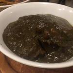 ラム肉胡麻マサラ