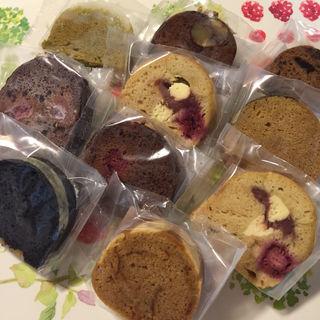 ふくれ菓子1カット個包装/アソート(フクレ (FUKU+RE))