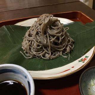 ざる蕎麦(寿美久 (すみきゅう))