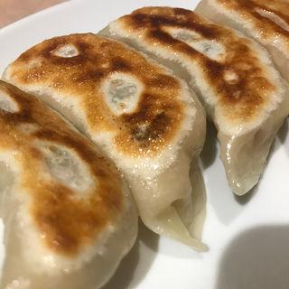 焼餃子(南国亭 淡路町店 (ナンゴクテイ))