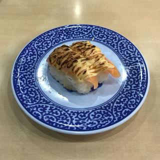 炙りサーモンてりマヨ(無添くら寿司 立川店 )