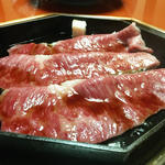 牛すき焼き(三嶋亭 本店 (みしまてい))