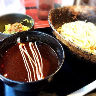 黒カレーつけめん(三ツ矢堂製麺 中目黒店 (【旧店名】フジヤマ製麺))