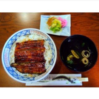 鰻丼(割烹 清川 )