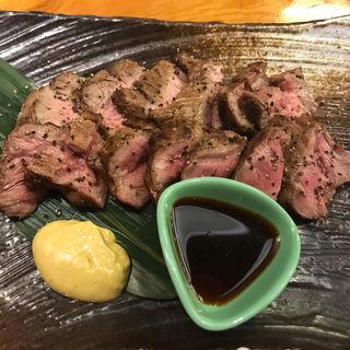 ラム肉炙り(石狩川 (いしかりがわ))