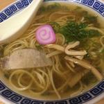 中華そば(入江飲食店 (いりえいんしょくてん))