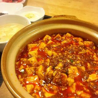 麻婆豆腐(幸福)