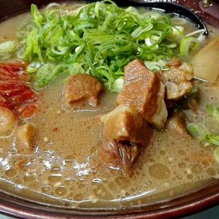 スタミナラーメン(新立麺館 (シンリュウメンカン))