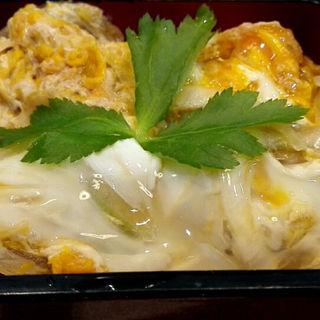 ミニヒレカツ丼(太呂菖蒲庵 )