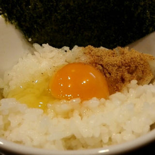 たまごかけご飯(キラメキノトリ)
