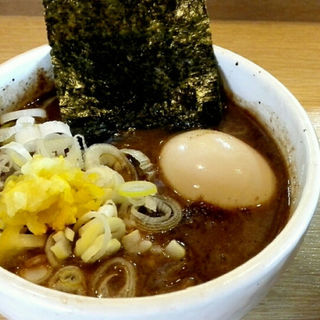 味玉つけ麺(麺屋 たけ井)