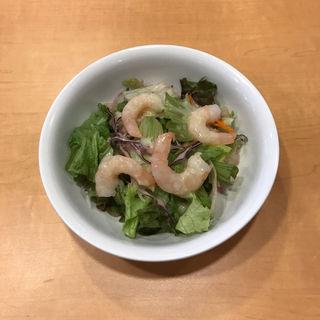 海老のシーザーサラダ(ガスト西国分寺店)