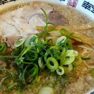 醤油ラーメン(ラーメン幸樹 久御山店  )