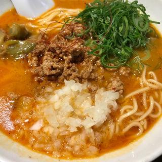 担々麺(うめや)