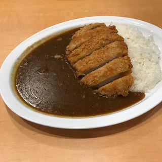 豚ロースのカツカレー(ガスト西国分寺店)