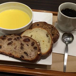 スープモーニングセット(サンドッグ イン コウベヤ 霞が関飯野ビル (Sandog Inn 神戸屋))