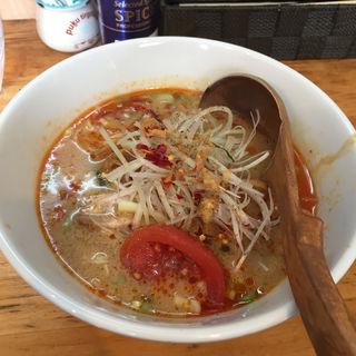担々麺(中華そば de 小松 (中華そば デ 小松))