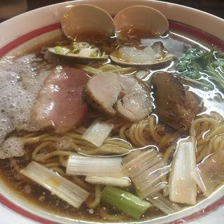 河内鴨100%清湯と3種の鴨チャーシュー(縁乃助商店 )