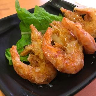 揚げたてえびの唐揚げ(かっぱ寿司 西京極店 )