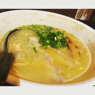 濃厚鳥白湯ラーメン(こうのとり)