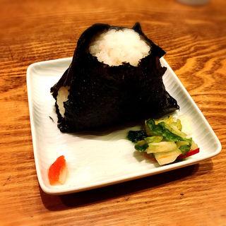 おにぎり(明太子)(煮炊屋 金菜)