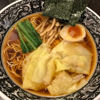 海老ワンタン麺(新宿中村屋 丸井海老名売店)