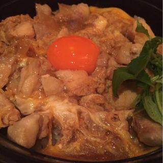 親子丼 (ランチ)(とりかく 新宿野村ビル店 )