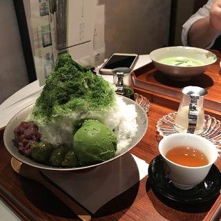 (丸久小山園 西洞院店 (茶房 元庵))