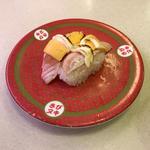 炙りとろサーモンチーズ(はま寿司 昭島昭和の森店 )